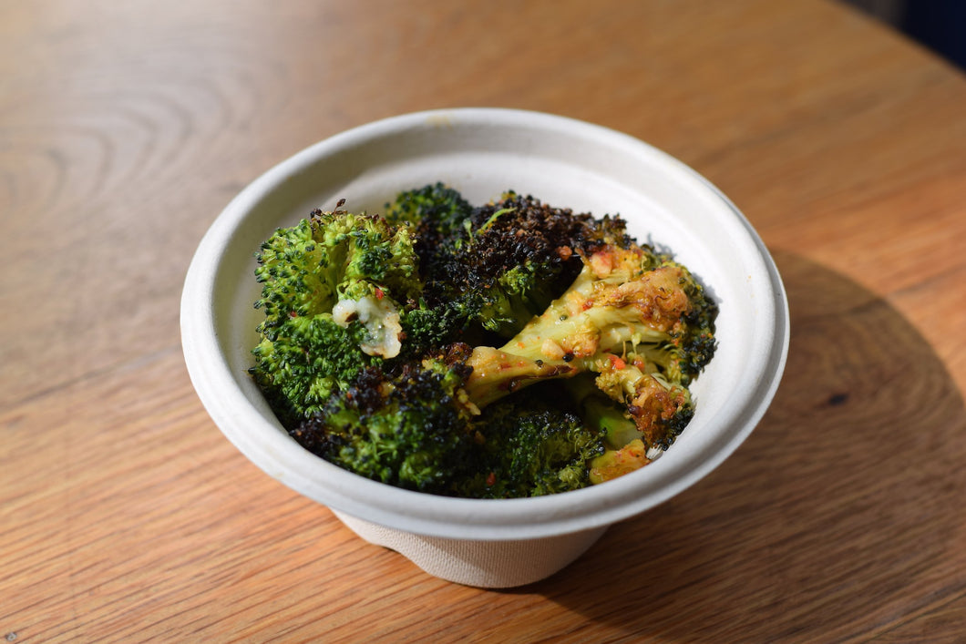 Parmesan Roasted Broccoli (Included In Spread)