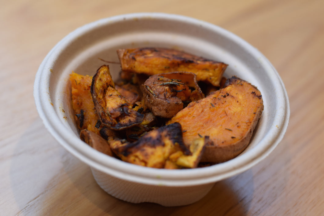 Roasted Sweet Potatoes (Included In Spread)