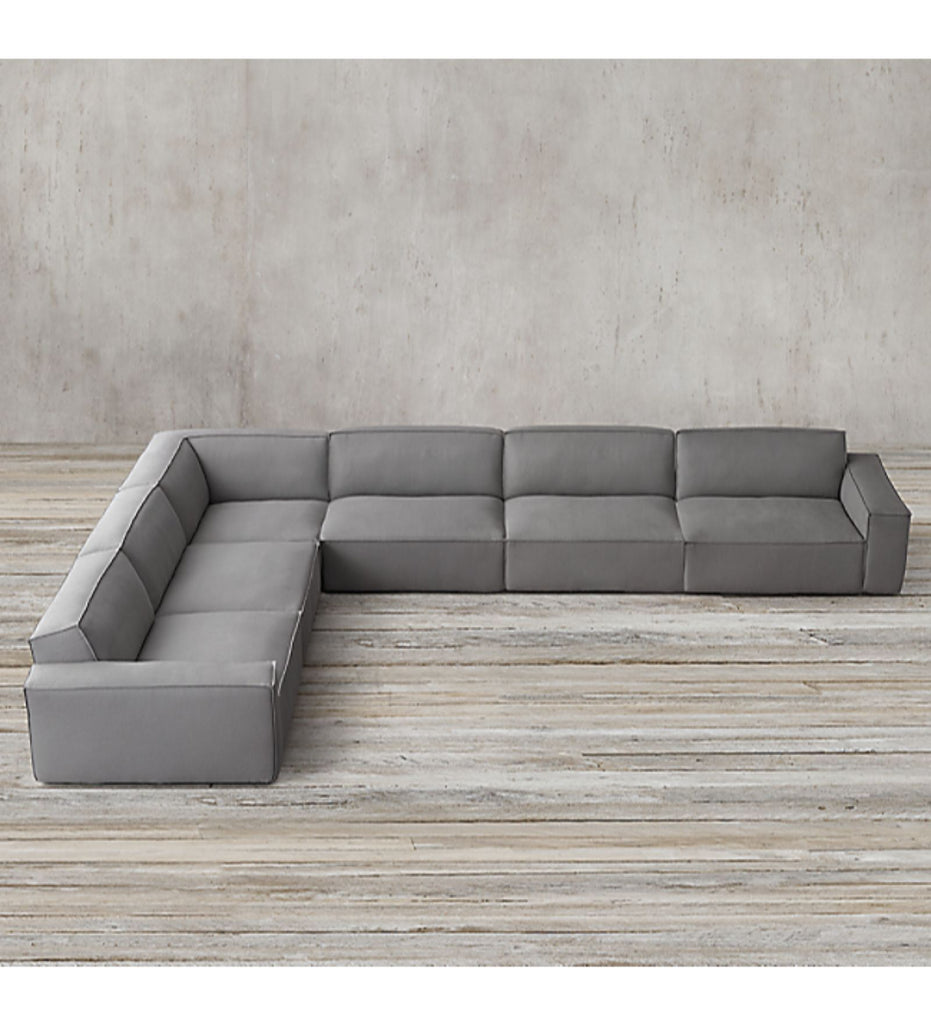 Athens Modular L-Sofa Sectional Sofa Sets The Fluffy Company