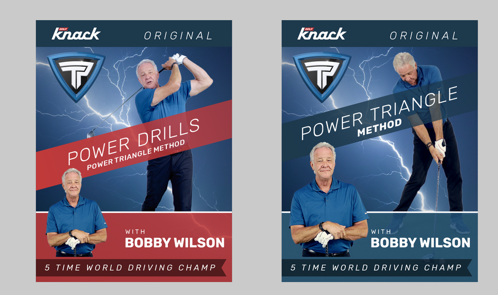 Power Triangle Method and Power Drills Bundle
