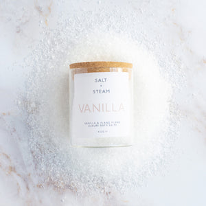 VANILLA | BATH SALTS