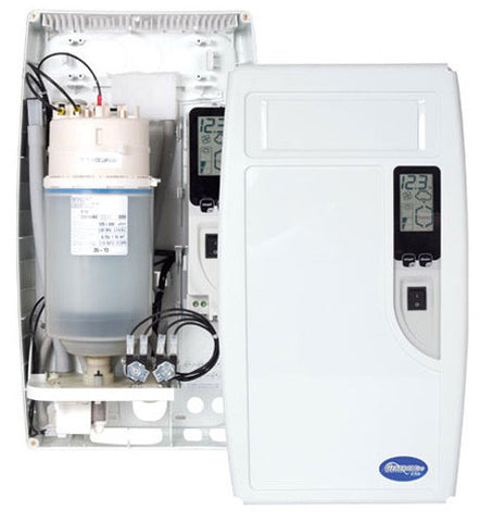 Lennox/Healthy Climate or General Aire Steam Cylinder Change and Steam Humidifier Cleaning