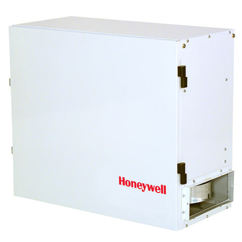 Honeywell F500A HEPA Filtration System Servicing