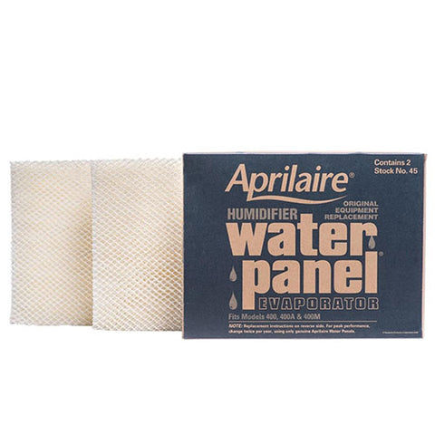 AprilAire 45 Anti-Microbial Replacement Pad for AprilAire Model #400
