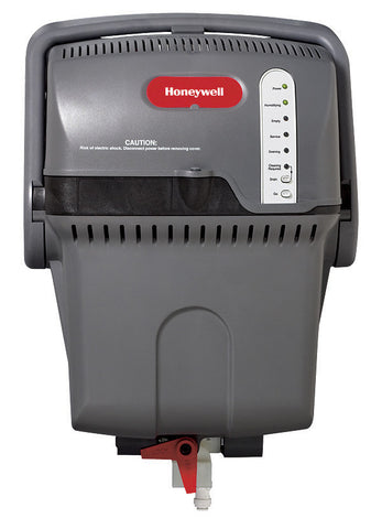 Honeywell TrueSTEAM Reverse Osmosis Filter Change and Steam Humidifier Cleaning