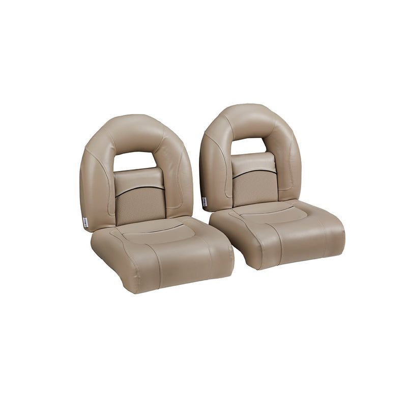 DeckMate Bass Boat Bucket Seat Pair