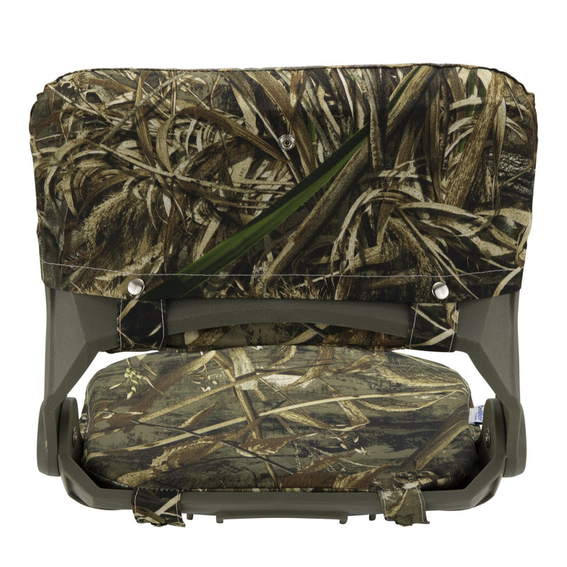 Camo Compact Folding Fishing Seats