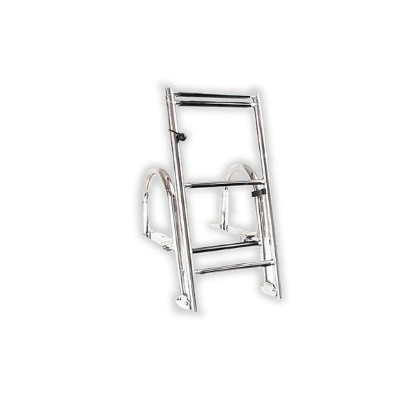 Stern Entry Pontoon Ladder (Stainless Steel) (Currently Unavailable)