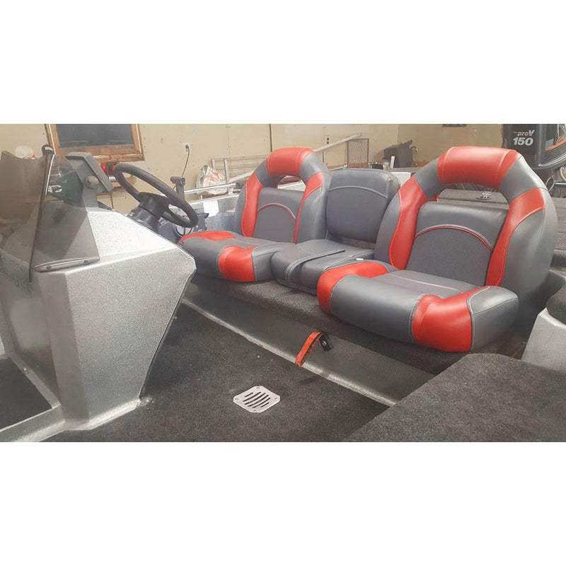 "57"" Bass Boat Seats"