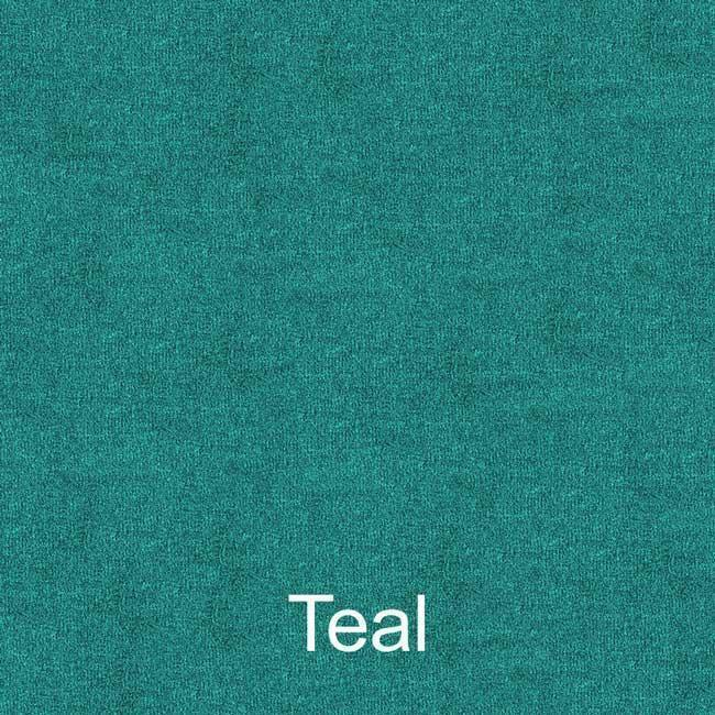 16oz teal pontoon boat carpet