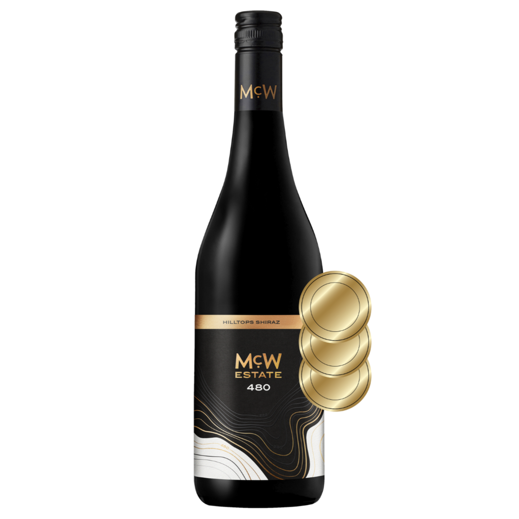 McW 480 Estate Shiraz
