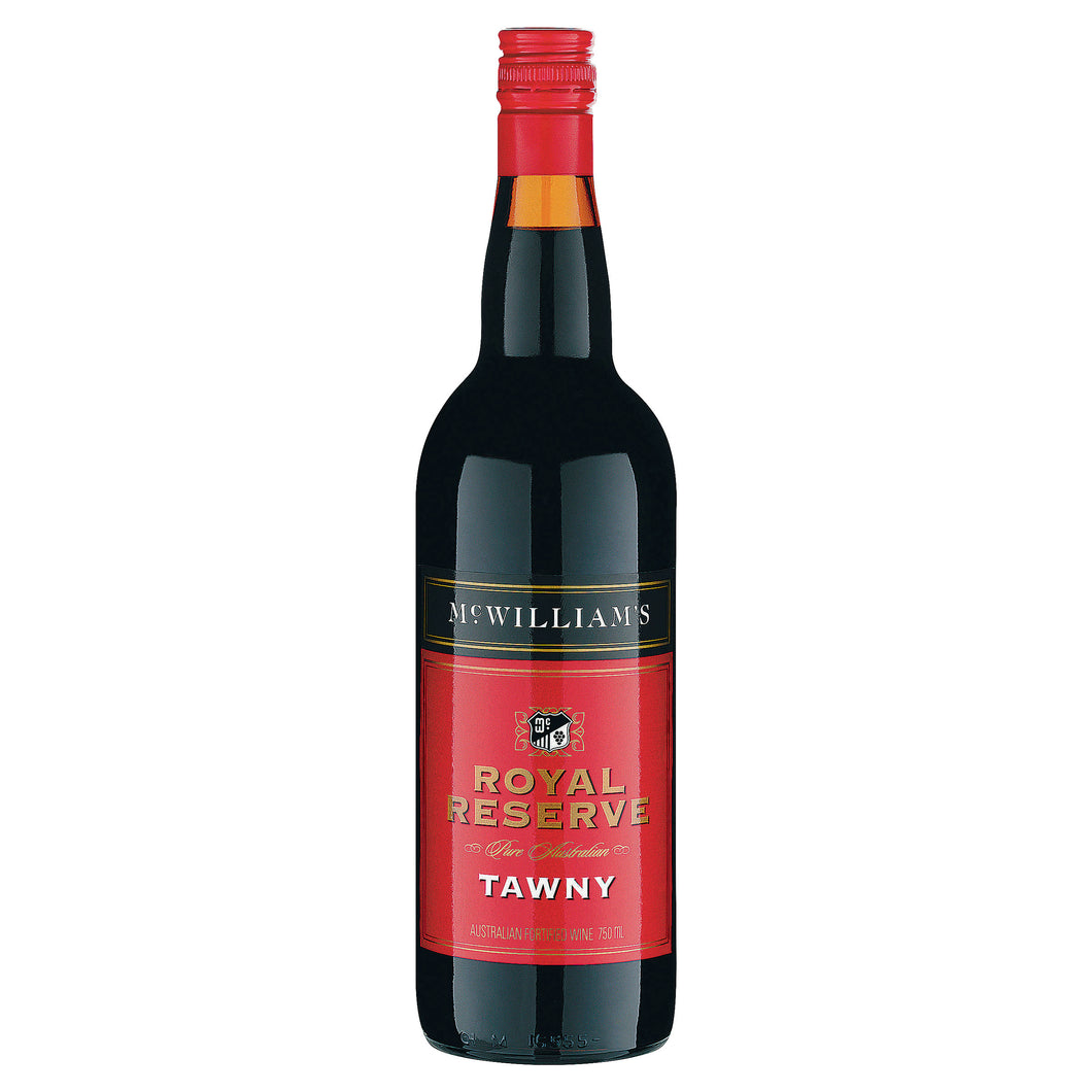 McWilliam's Royal Reserve Tawny