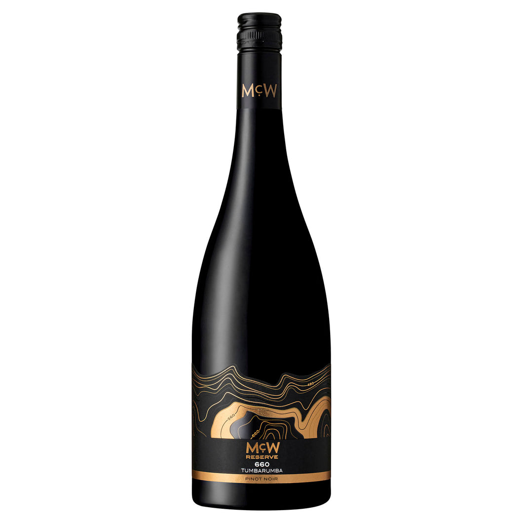 McW 660 Reserve Pinot Noir