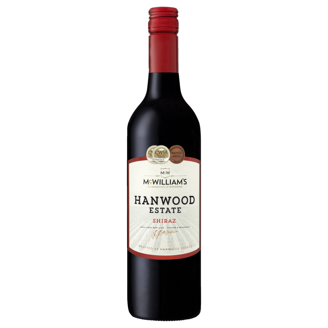 McWilliam's Hanwood Estate Shiraz