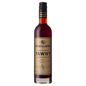 McWilliam's Show Reserve 25 Year Old Tawny