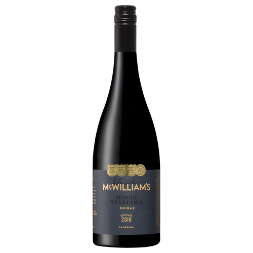 McWilliam's Single Vineyard Shiraz