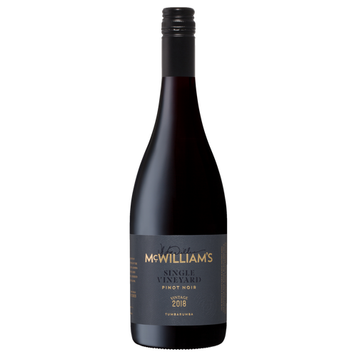 McWilliam's Single Vineyard Pinot Noir