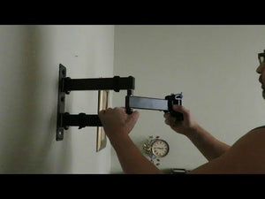 Instalación soporte de pared para TV (en pared de concreto)