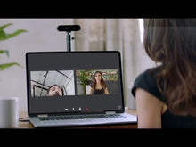 Cargar y reproducir el video en el visor de la galería, LOGITECH BRIO ULTRA HD PRO WEBCAM