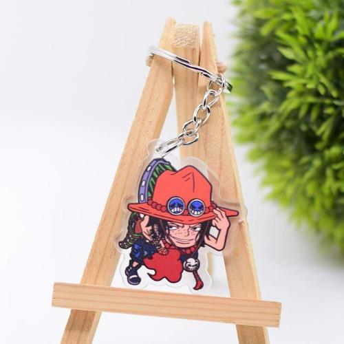 Porte Clé One Piece Ace
