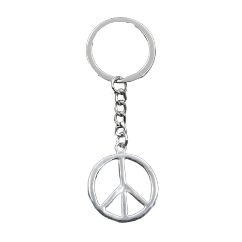 Porte Clé Peace and Love