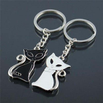 Porte-Clefs Chat