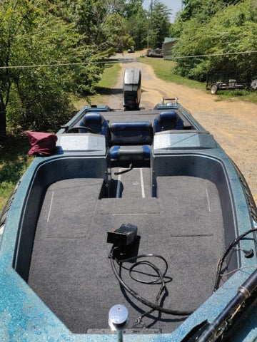 1989 ProCraft Bass Boat