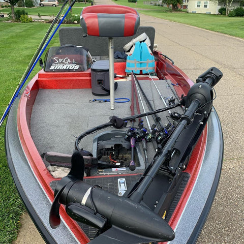 1994 Stratos Bass Boat