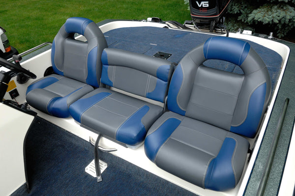 1994 Champion 204 Elite Bass Boat Seats