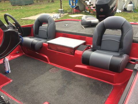 New Nitro Z7 Seats Bass Boat Seats