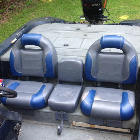 Bass Boat Restoration Images Stratos Bass Boat Seats