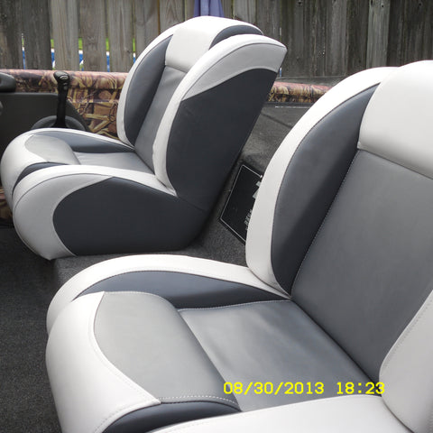 Bass Boat Restoration Images Triton Bass Boat Seats