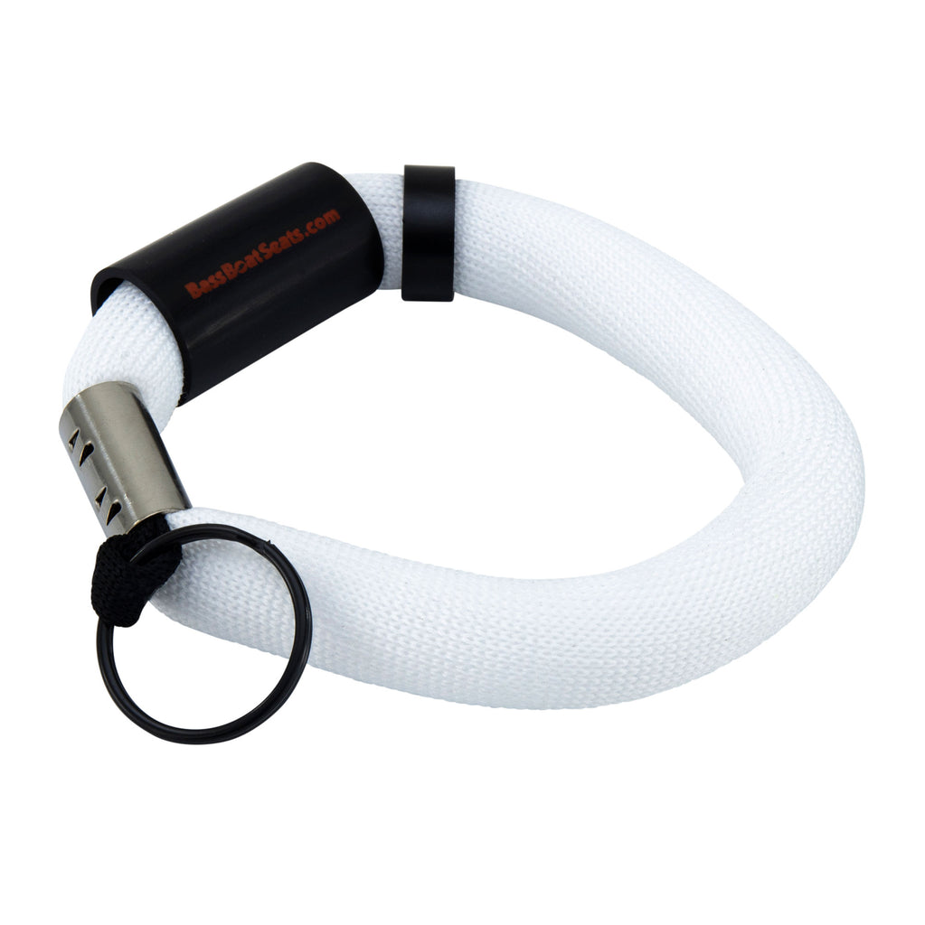 BassBoatSeats Floating Wrist Strap