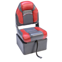 Hinge Mount High Back Seats With Seat Box