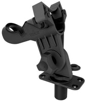 Quick Release Bass Boat Rod Holder