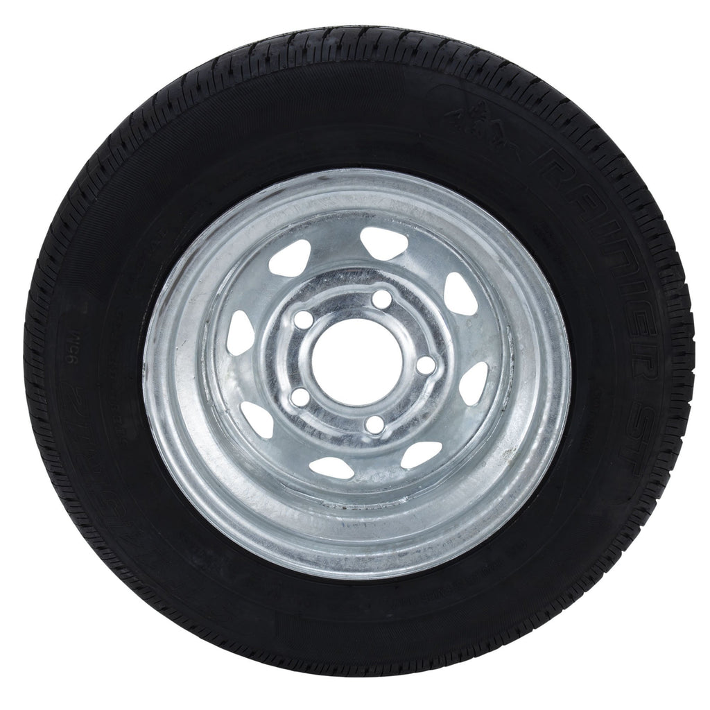 Bass Boat Trailer Radial Tire
