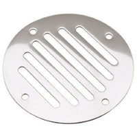 Bass Boat Drain and Ventilation Covers