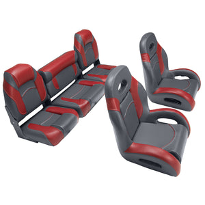 "Fish & Ski (58"" Rear Bench Seats)"