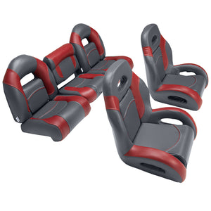 "Fish & Ski (57"" Rear Bench Seats)"