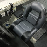 Driver's Side Bass Boat Bucket Seat