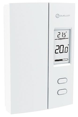 Thermostat électronique Ouellet 2750W non programmable