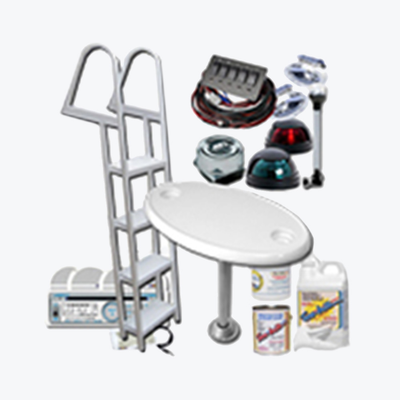 Pontoon Boat Parts & Accessories