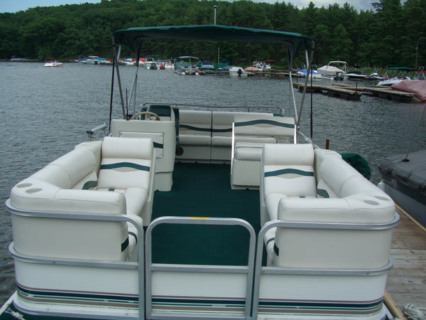 pontoon boat seat replacements