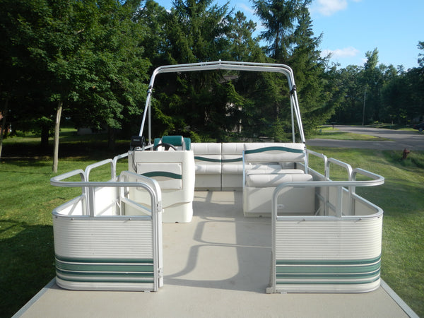 Replacement pontoon furniture