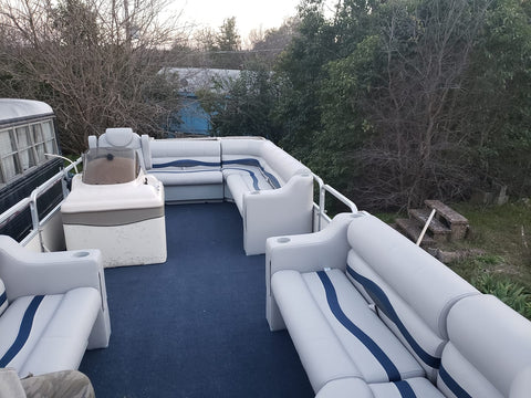 2001 Sun tracker 240 Party Barge