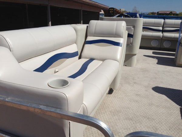 replacement pontoon boat furniture