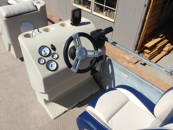 Replacement Pontoon Boat Seats Lowe Pontoon Restoration
