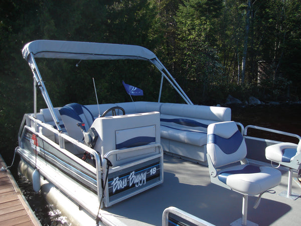 Bentley Pontoon Boats >> Replacement Pontoon Boat Seats | Bass Buggy Pontoon Rebuild | PontoonStuff.com