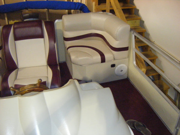 Replacement Pontoon Boat Seats