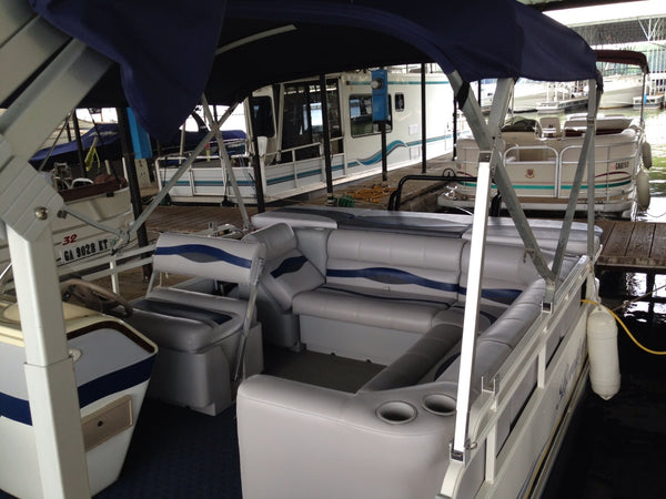 Bentley Pontoon Boat Seats Pontoonstuff Com